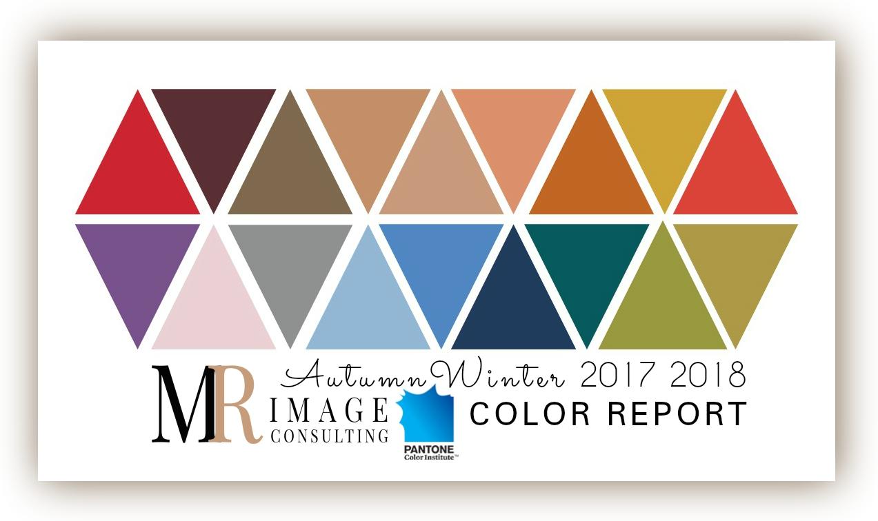 Culori Toamnă Iarnă 2017