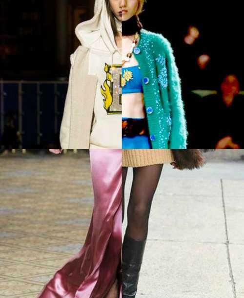 MODA TOAMNA IARNA 2017: Style Trend Report