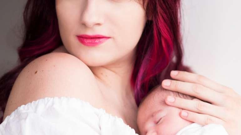 #DomnişoaraRomanică: şedinţă foto pentru nou născuţi