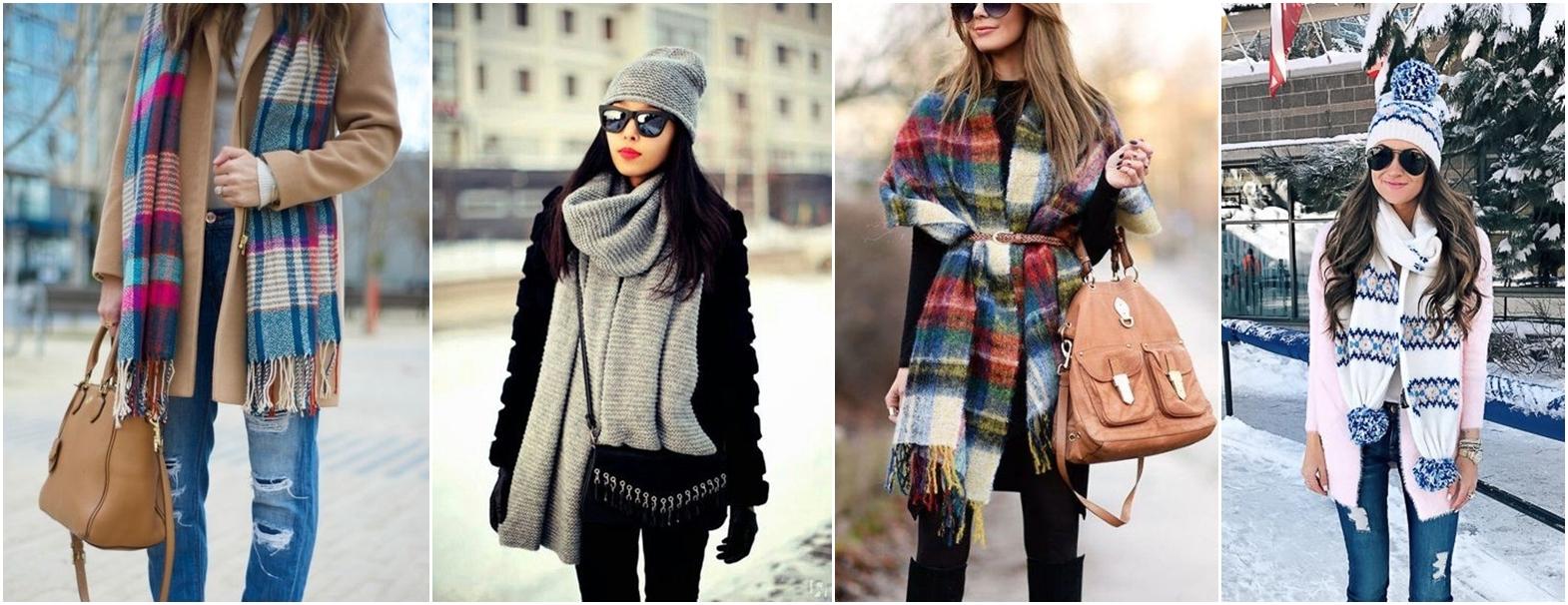 idei stilistice de iarnă