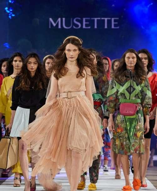 Musette primăvară – vară 2019, un adevărat fashion show
