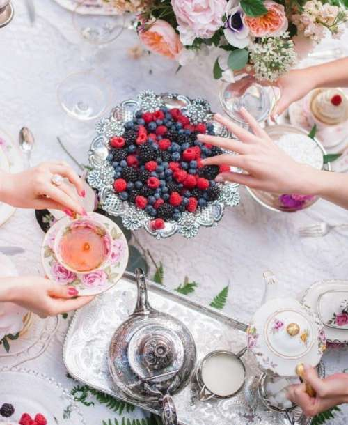 Style Tea Party – primul eveniment #TheStyleClub din 2020
