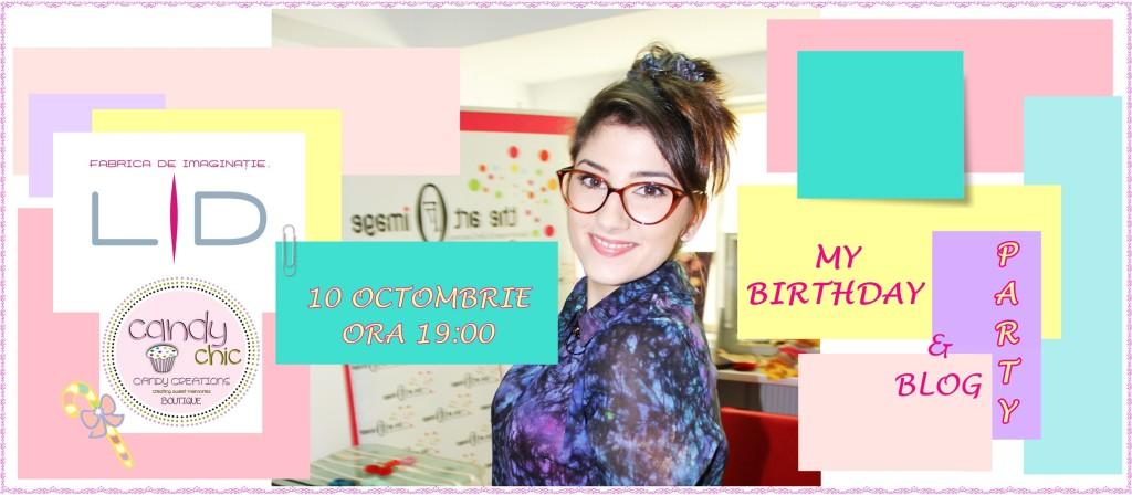 Birthaday Blog Party