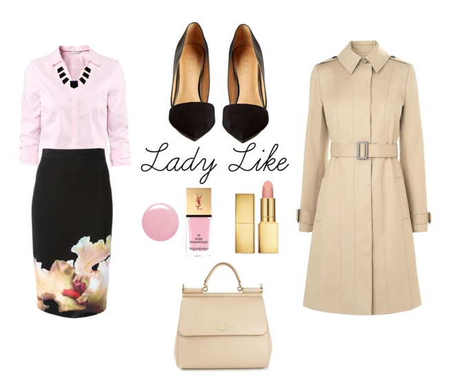 LadyLike look