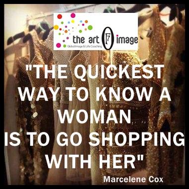 fashion quote marcelene cox