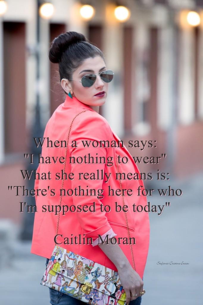 fashion quotes caitlin moran