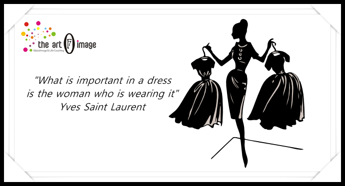 Yves Saint Laurent Fashion Quote