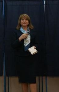 Maria Basescu alegeri prezidentiale 2014