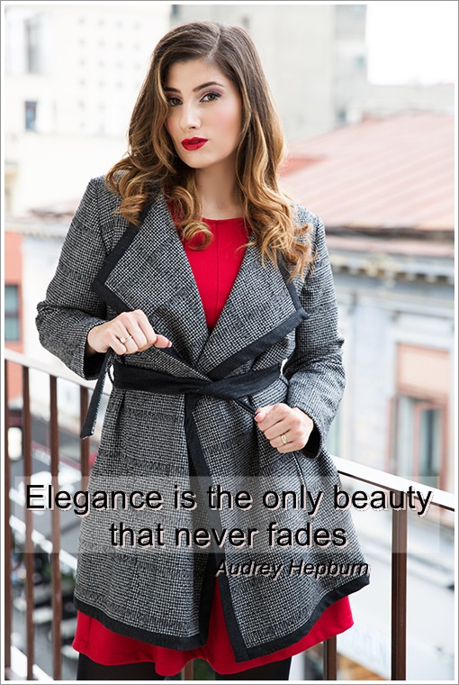 elegance audrey hepburn