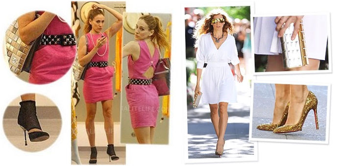 carrie bradshaw shoes