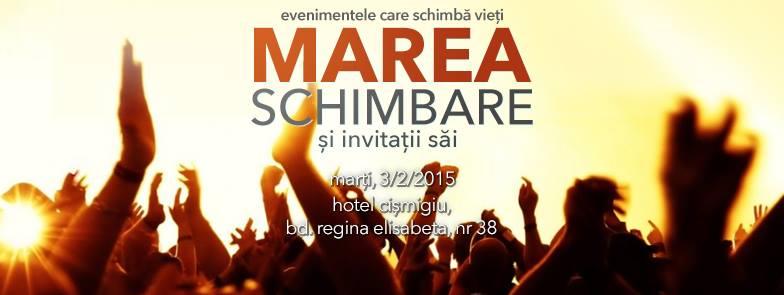 marea schimbare mariana romanica