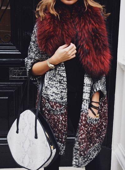 marsala fashion outfit