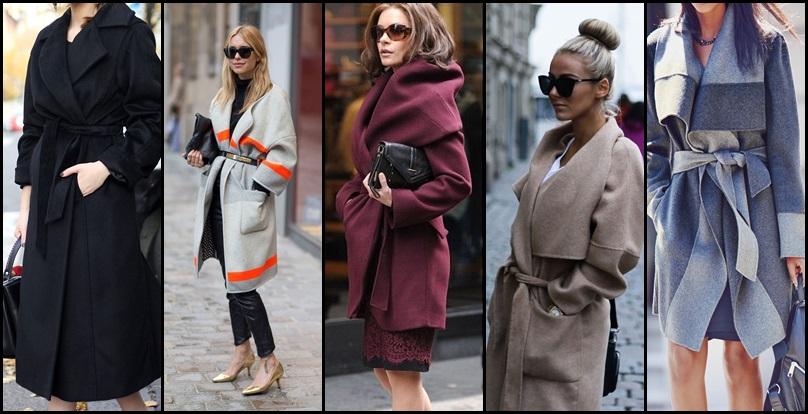 haina iarna oversized robe coat
