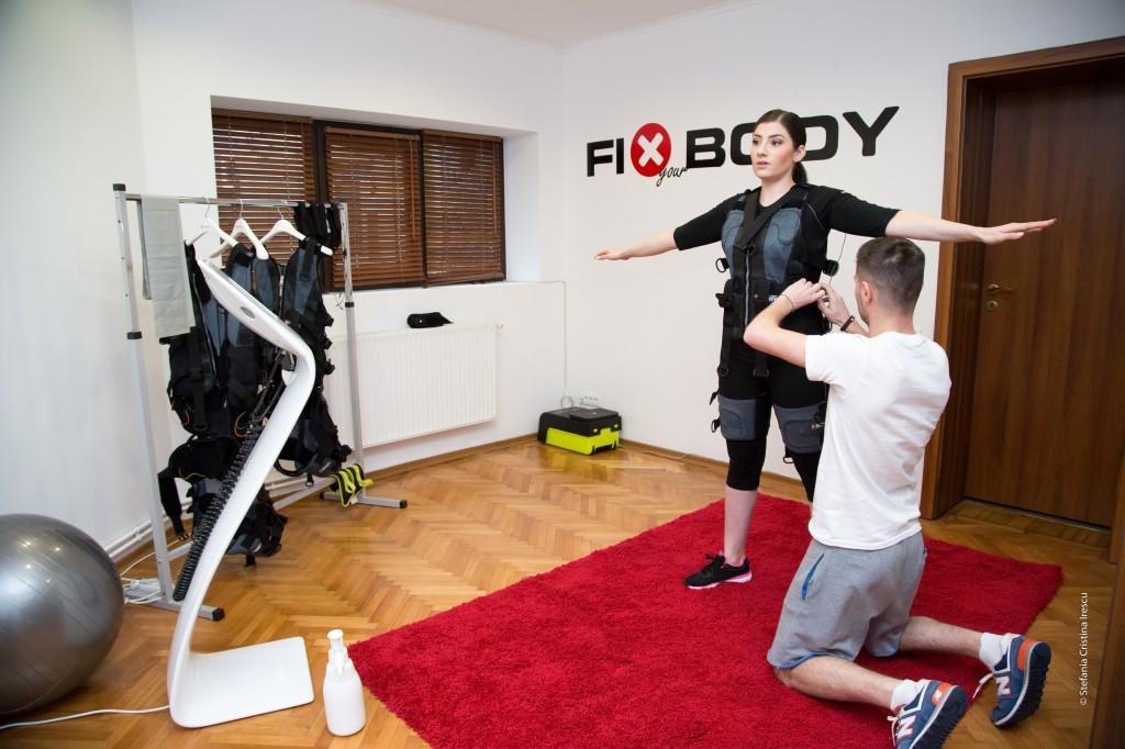 antrenament x body