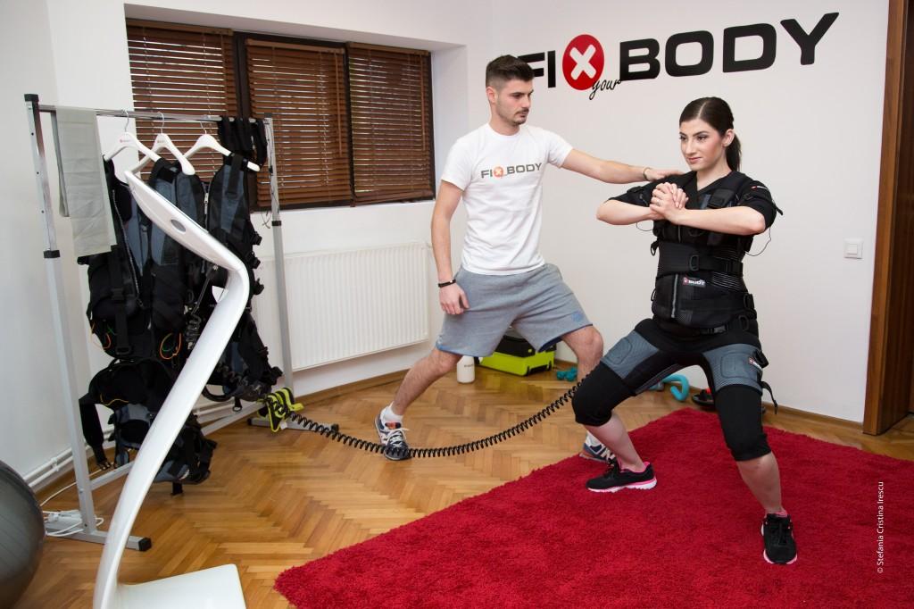 antrenament fix your body