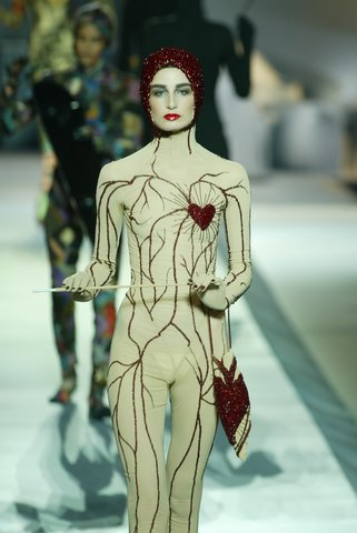 jean paul gautier couture 2003