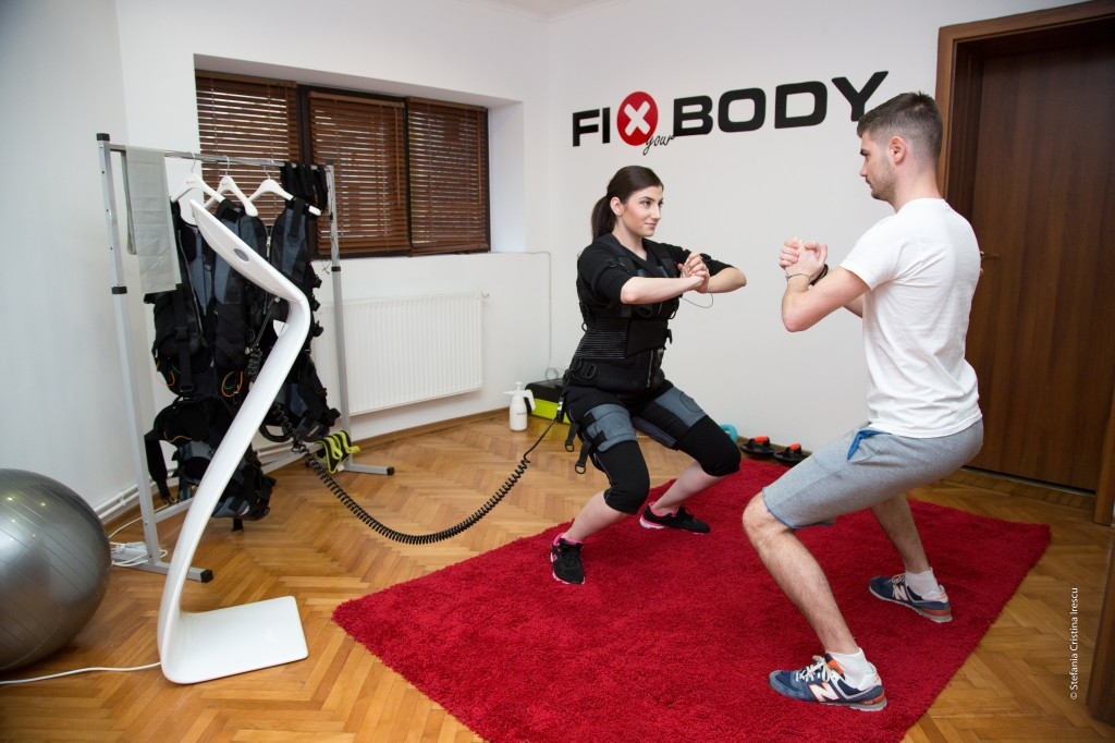 sedinta antrenament x body