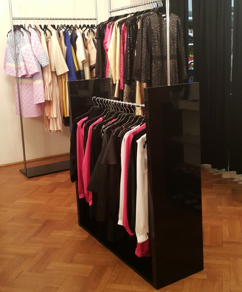 fashion hot spot showroom stephan pelger