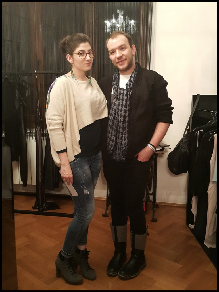 Mariana Romanica si Stephan Pelger
