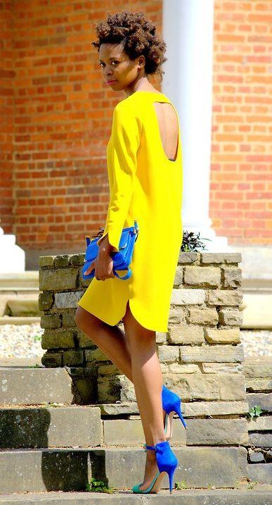 galben culoare primavara 2015