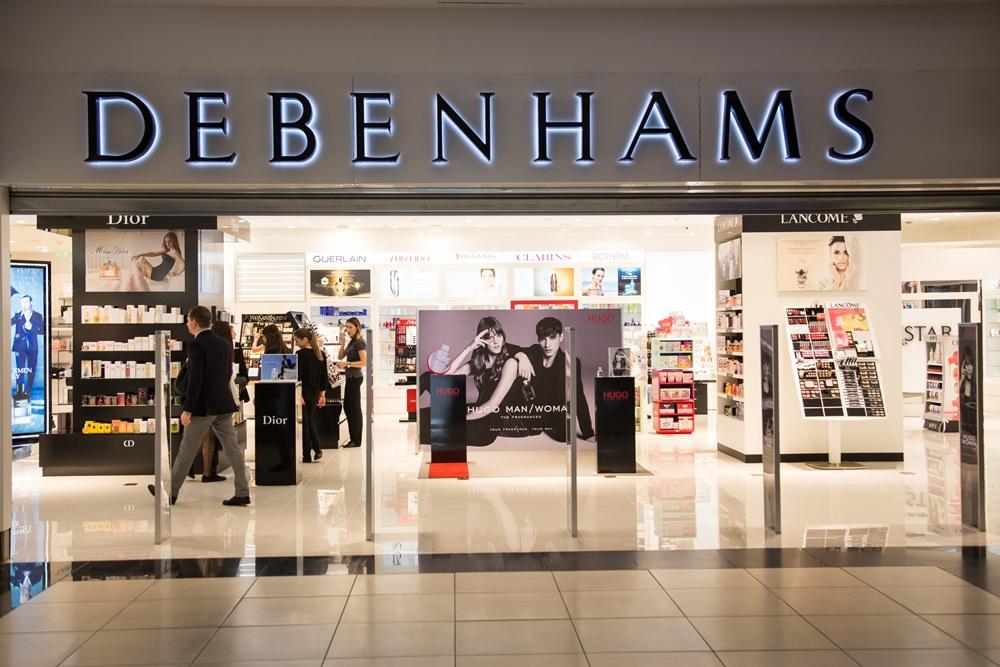 Debenhams Bucuresti Mall