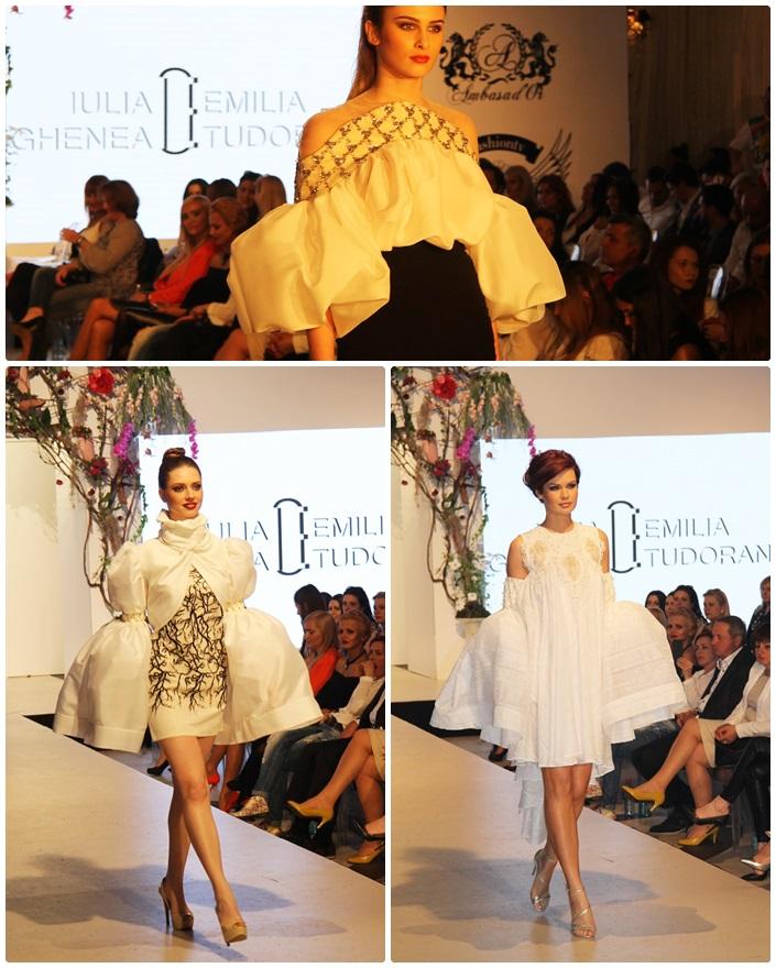 iulia ghenea emilia tudoran bucharest fashion week 2015