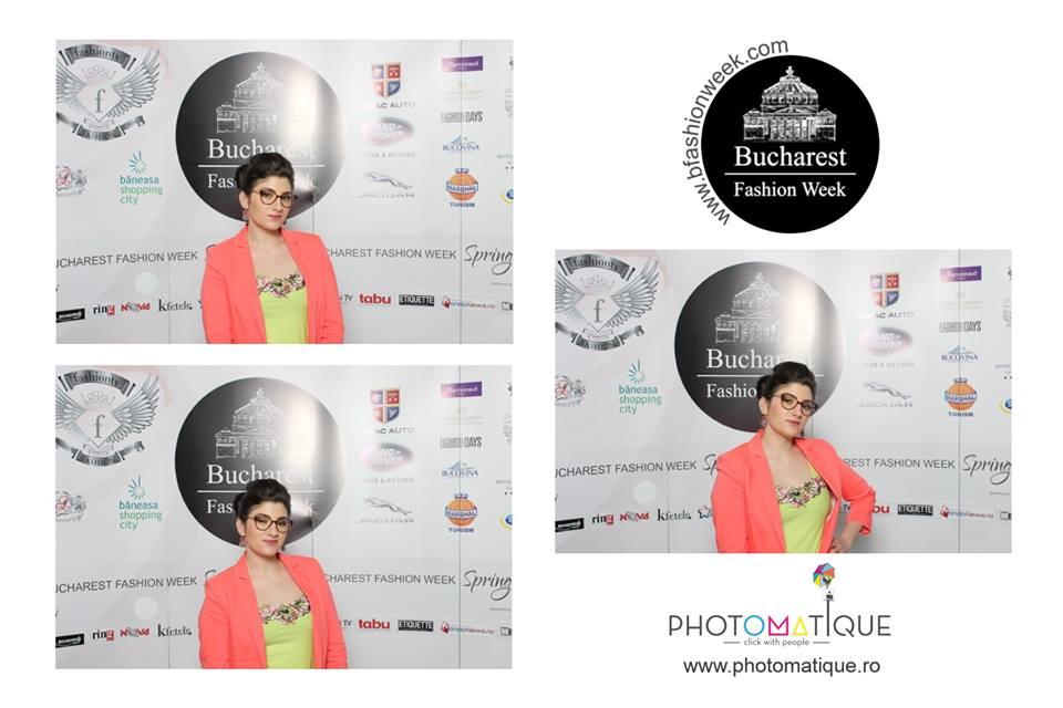 Prin ochii mei la Bucharest Fashion Week Spring 2015
