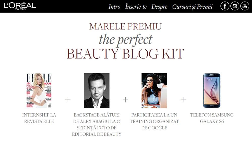 Scoala De Beauty Blogging L'Oreal Paris