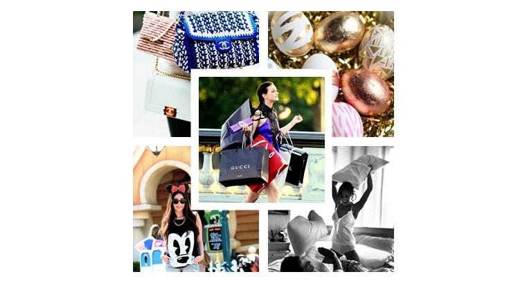 Experiente vs. cadouri: Lista de shopping pentru Aprilie