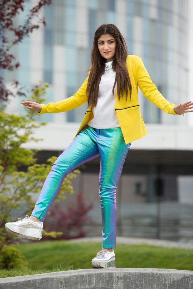 Moda anilor '70 in 2015 - Moda a murit, traiasca moda! - Mariana Romanica
