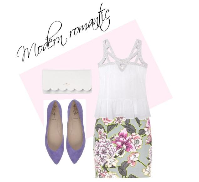 Stil vestimentar romantic - Mariana Romanica