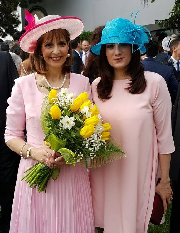 ASR Principesa Maria a Romaniei - Mariana Romanica @ Palatul Elisabeta Garden Party
