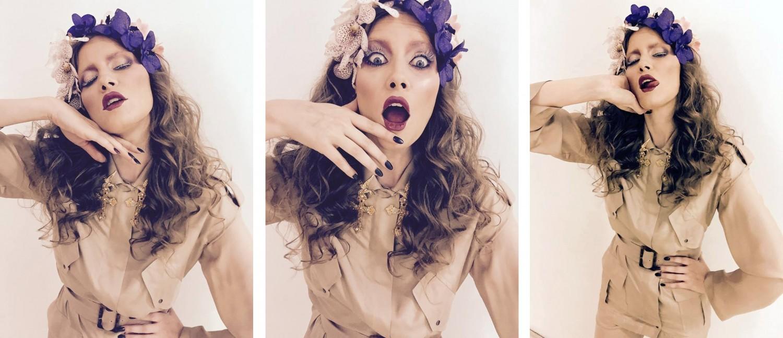 Stil de vedeta: Iulia Albu