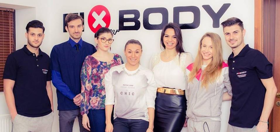Sportul si moda cu Sandra Izbasa