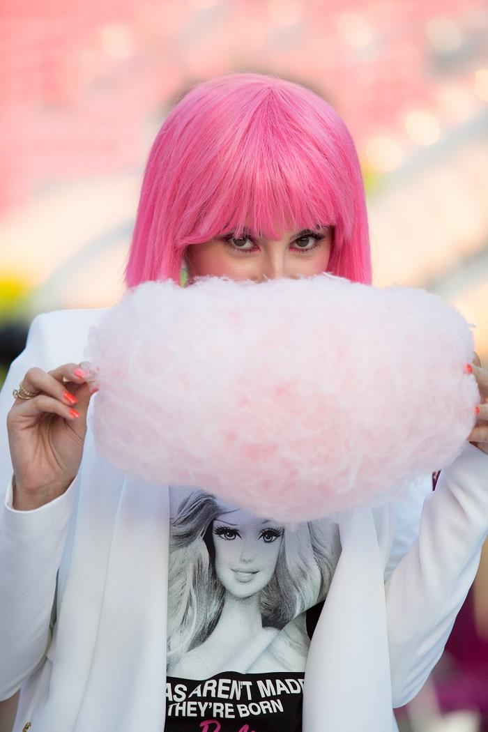 mariana romanica cotton candy