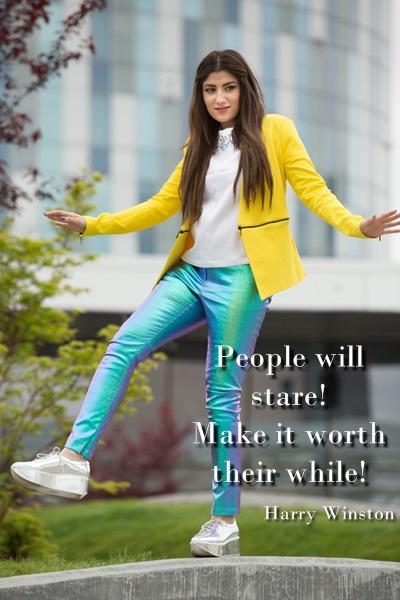 harry winston fashion quote