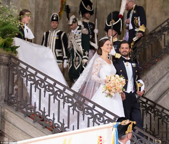 royal sweedish wedding