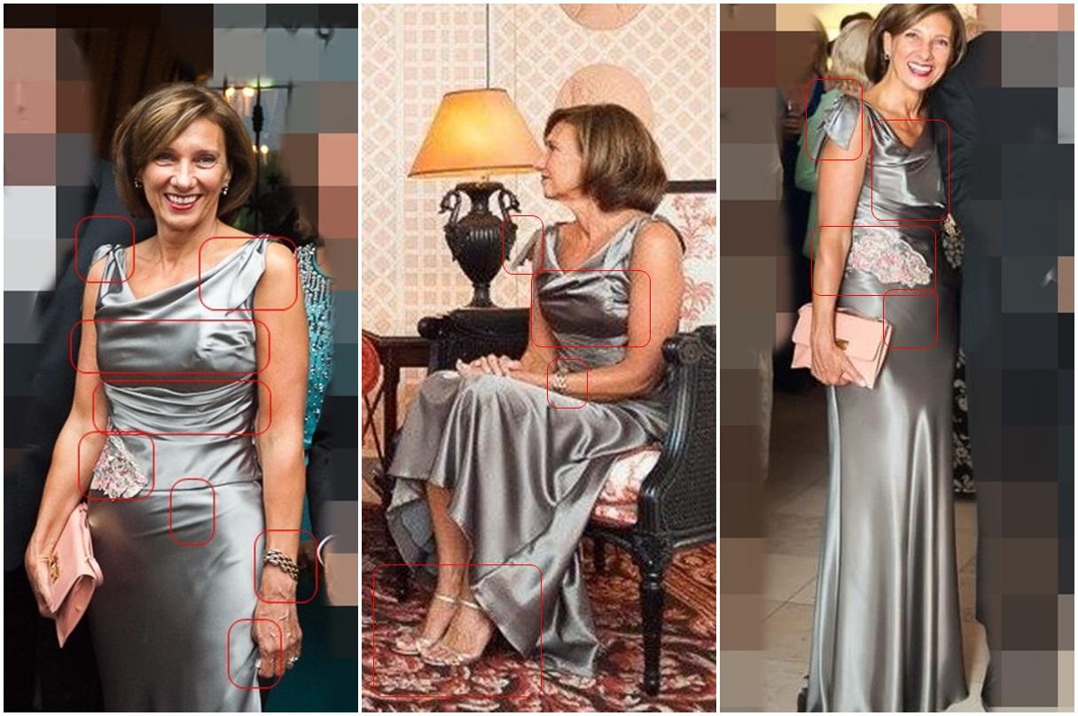 carmen iohannis rochie argintie salzburg