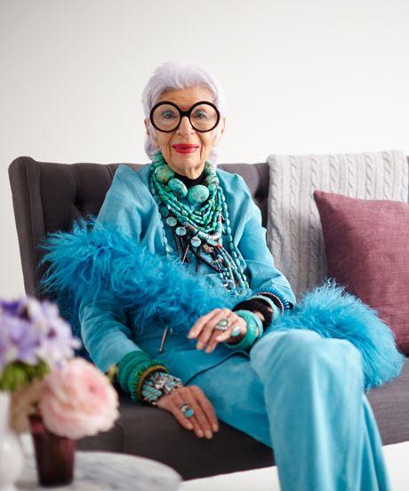 iris apfel fashion icon