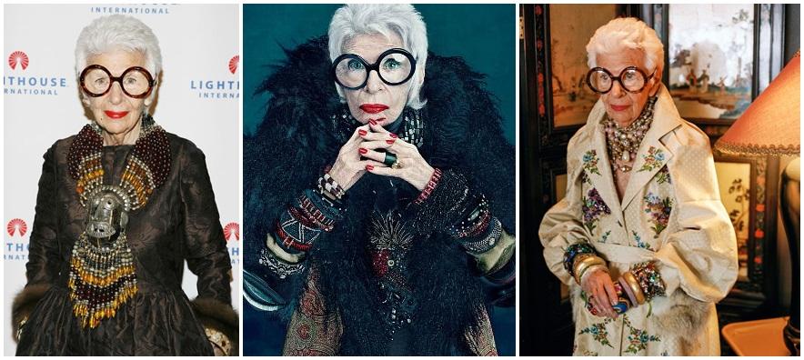 iris apfel the fashion icon