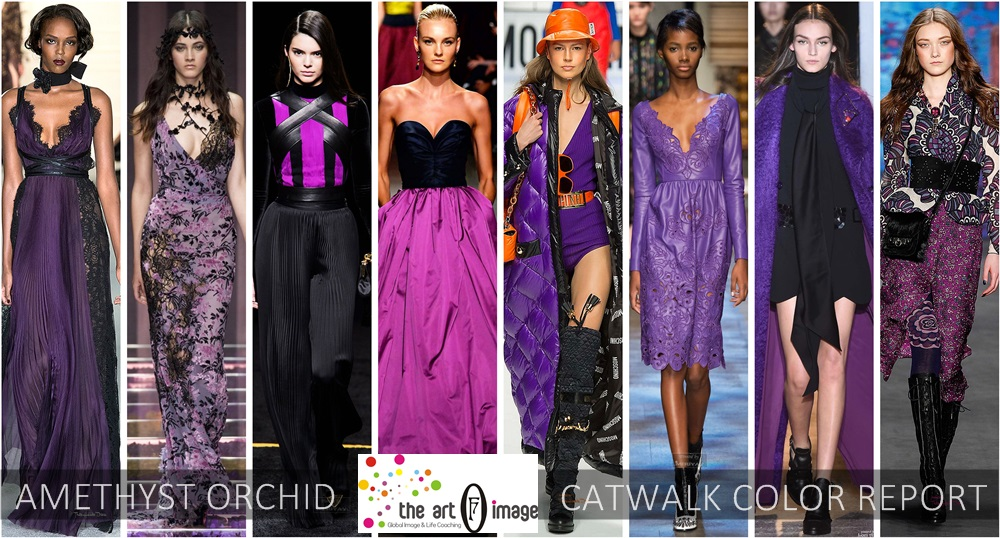 amethyst orchid catwalk COLOR REPORT AW 2015