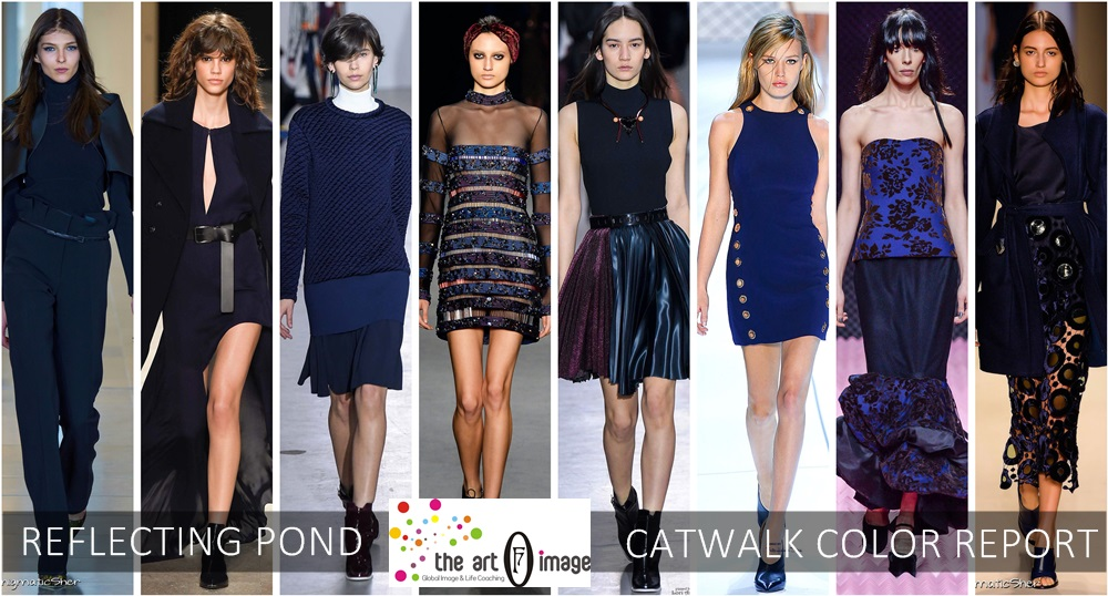 reflecting pond catwalk color report aw 2015