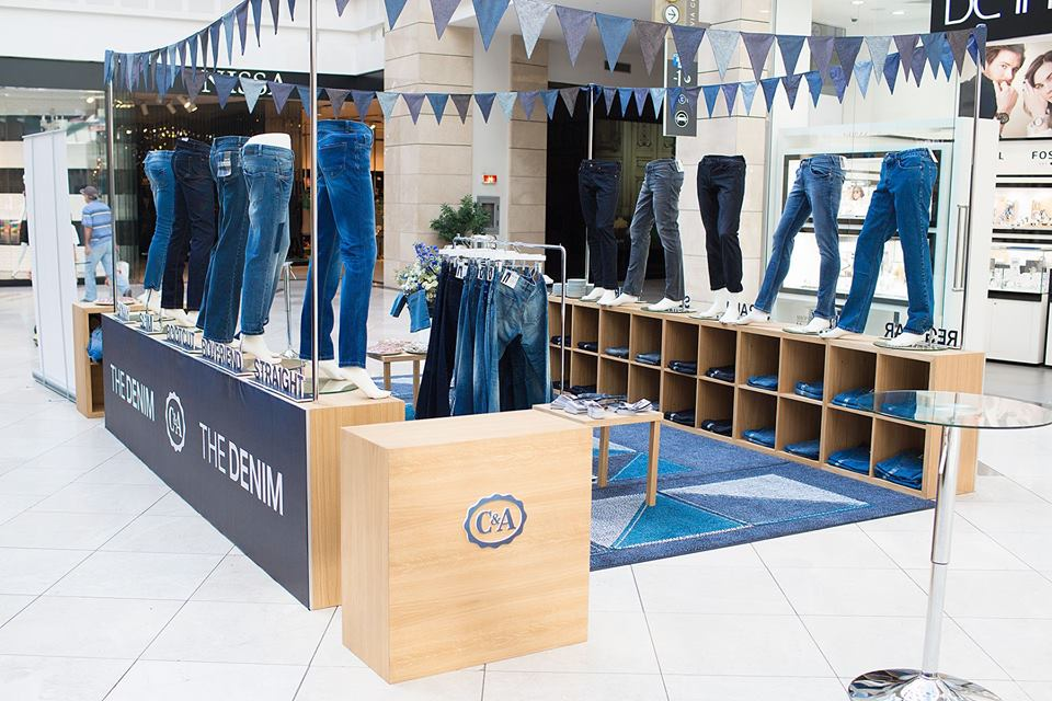 Stand C&A The Denim