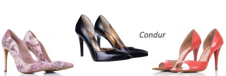pantofi d'orsay