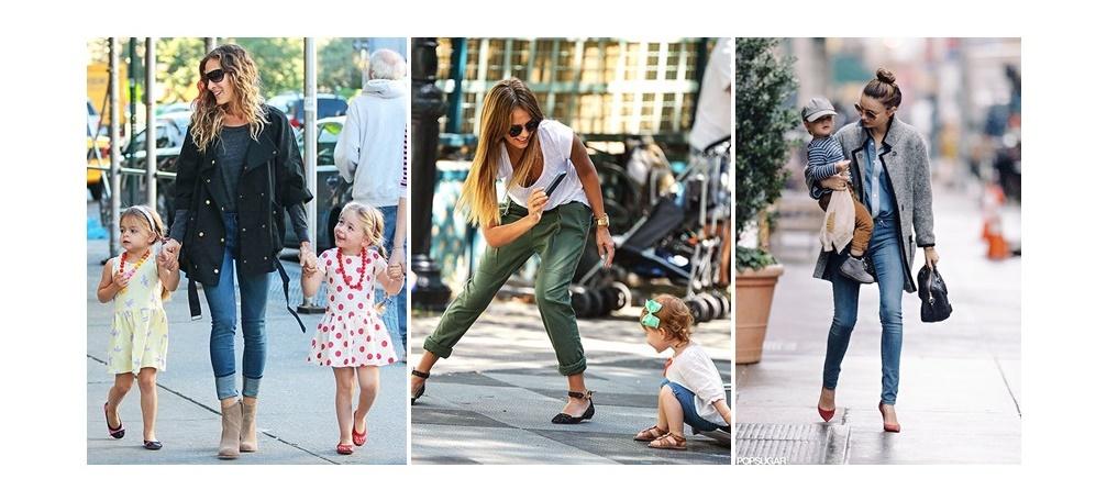 Cum sa fii o mama CHIC – 7 trucuri de stil indispensabile