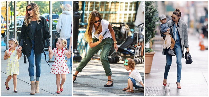 trucuri de stil pentru mamici on the go