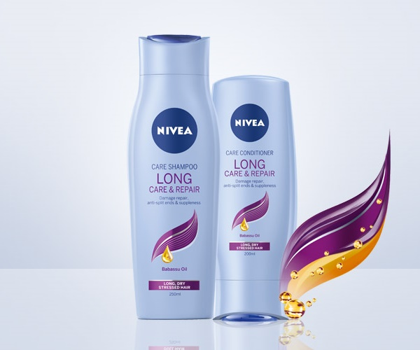 NIVEA new Long Care & Repair