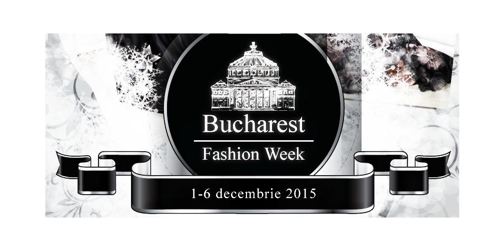 Bucharest Fashion Week Decembrie 2015