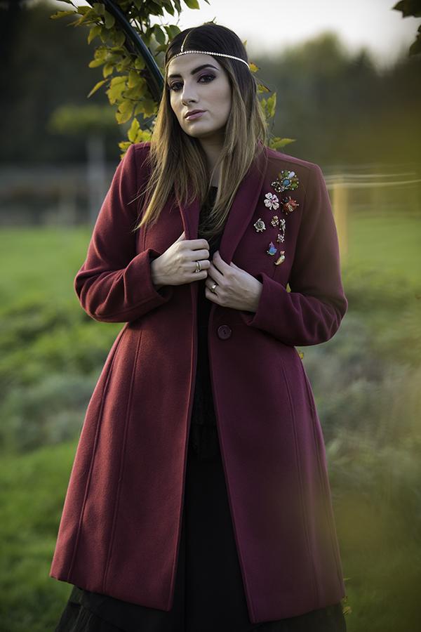 mariana romanica styling