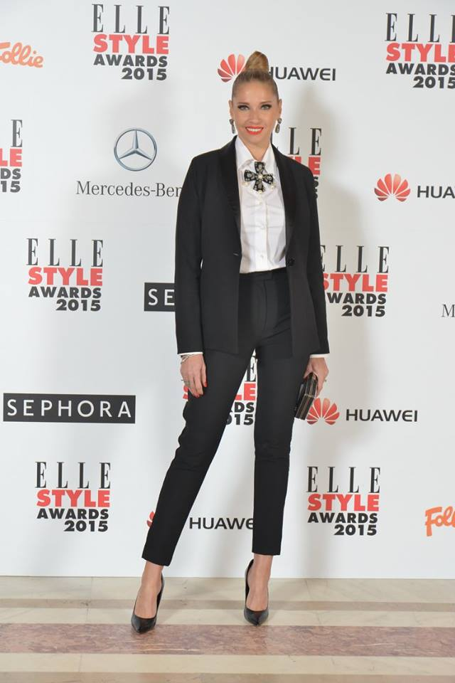 iuliana badiu elle style awards